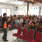 Passover Celebration in Cipinang Correction Center – 8th April 2013